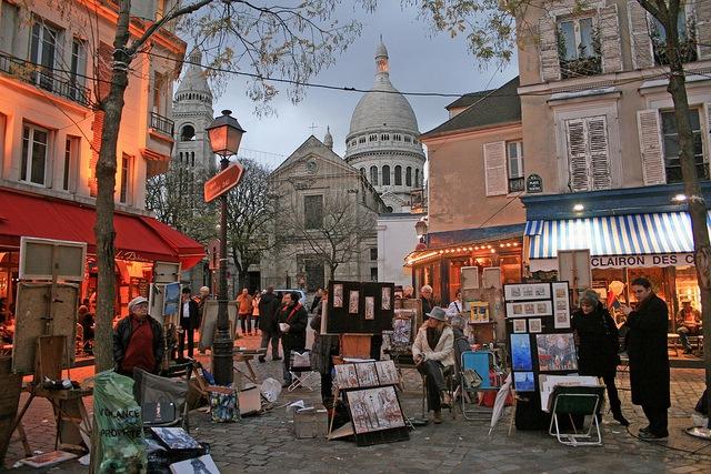 quartiere-di-Montmartre