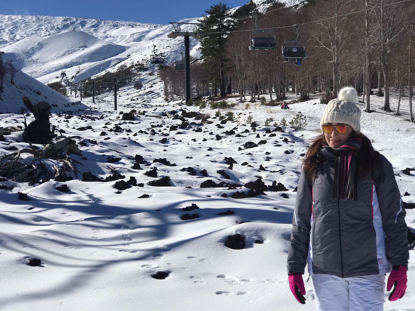abbigliamento montagna neve