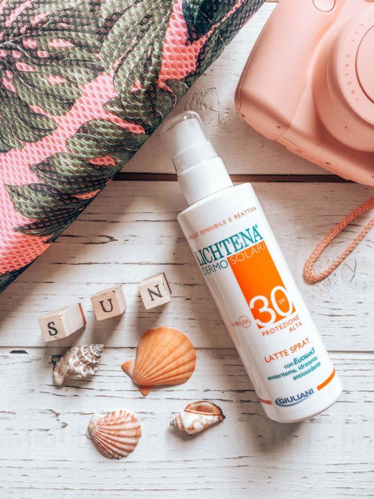 Lichtena solari protezione pelle