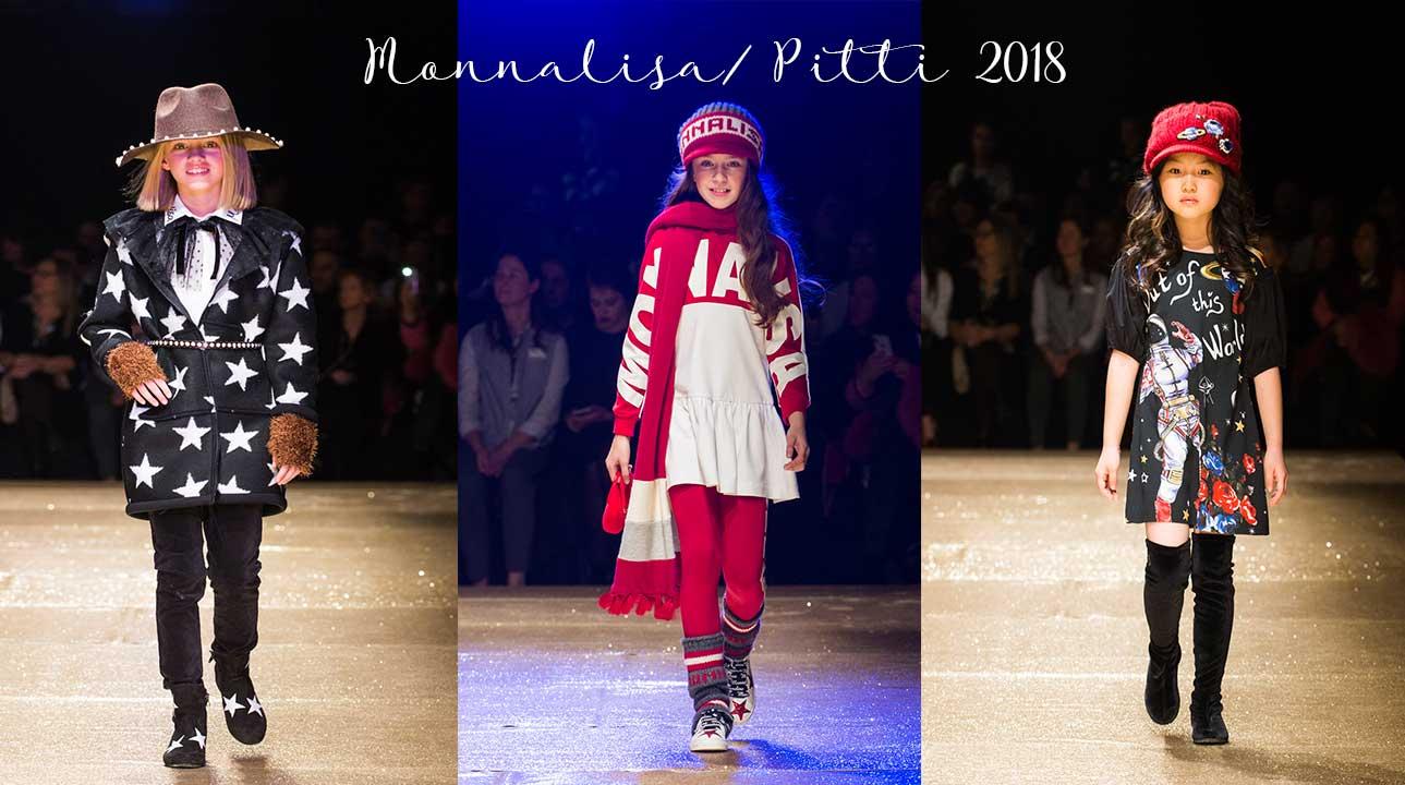 Pitti 2018 nuova collezione Monnalisa