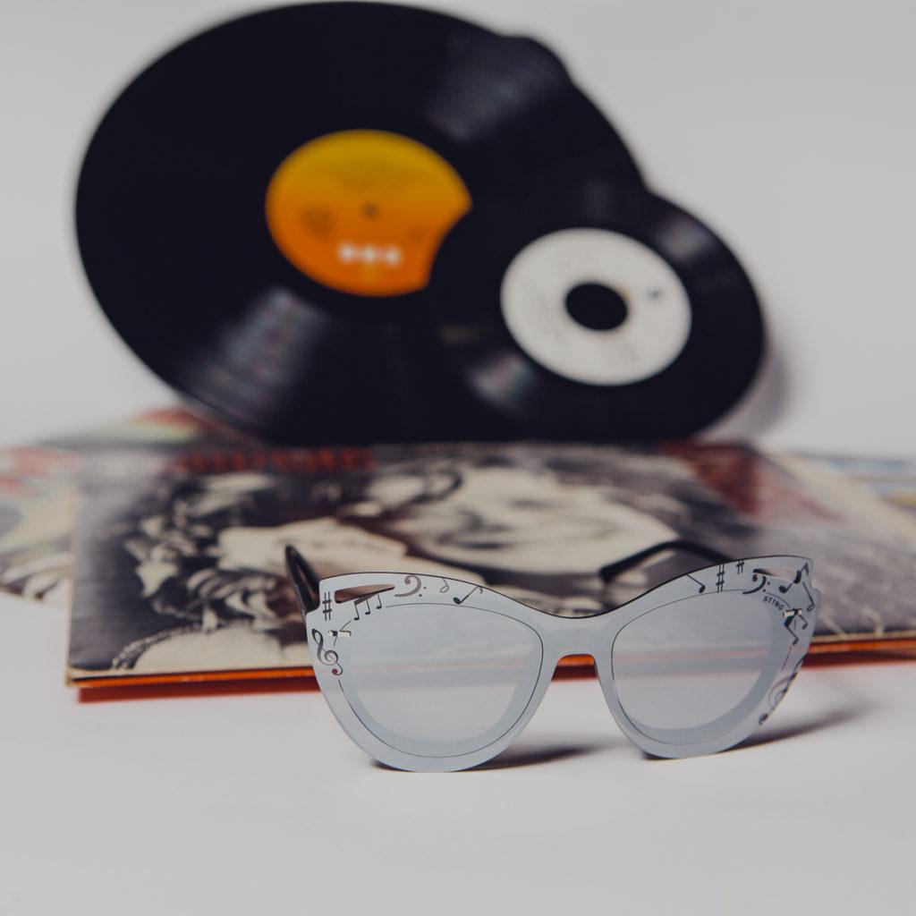 sting loves music occhiali da sole femminili