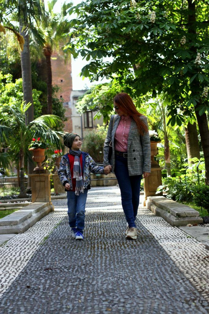 photo walk insieme a mio figlio con airbnb experiences