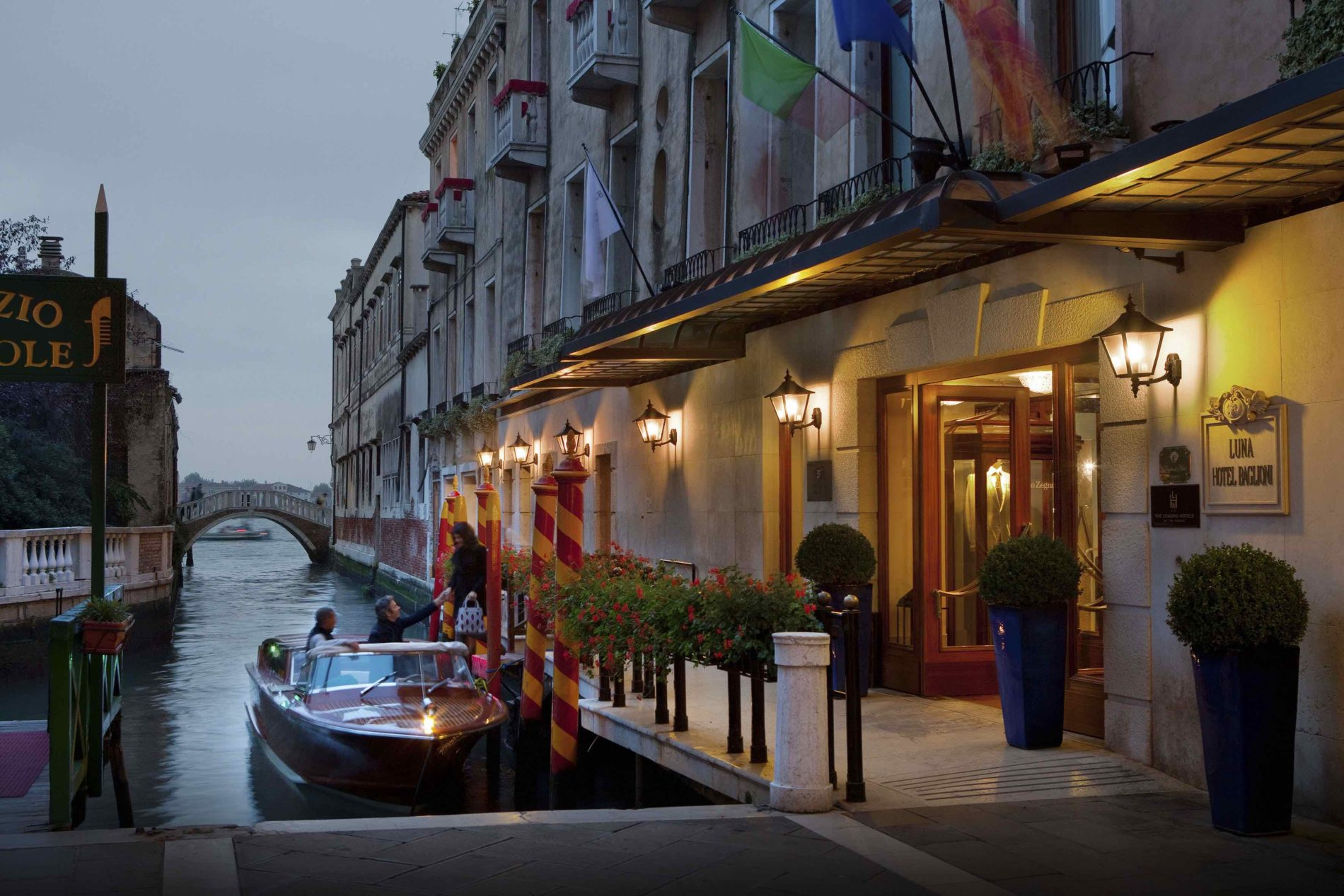 alloggiare a venezia baglioni hotel luna