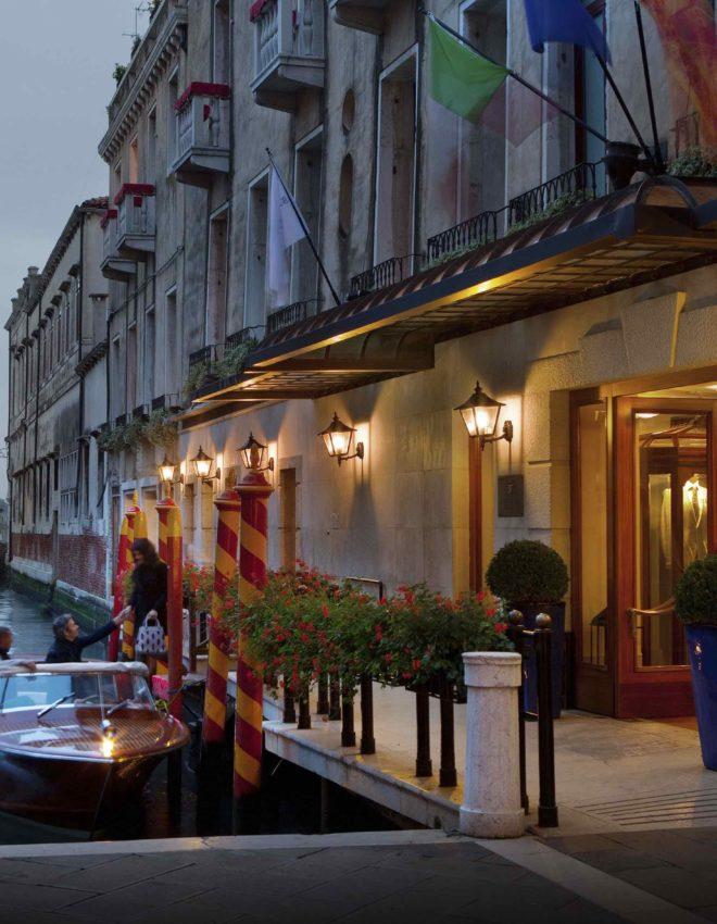 Alloggiare al Baglioni Hotel Luna per un weekend romantico a Venezia