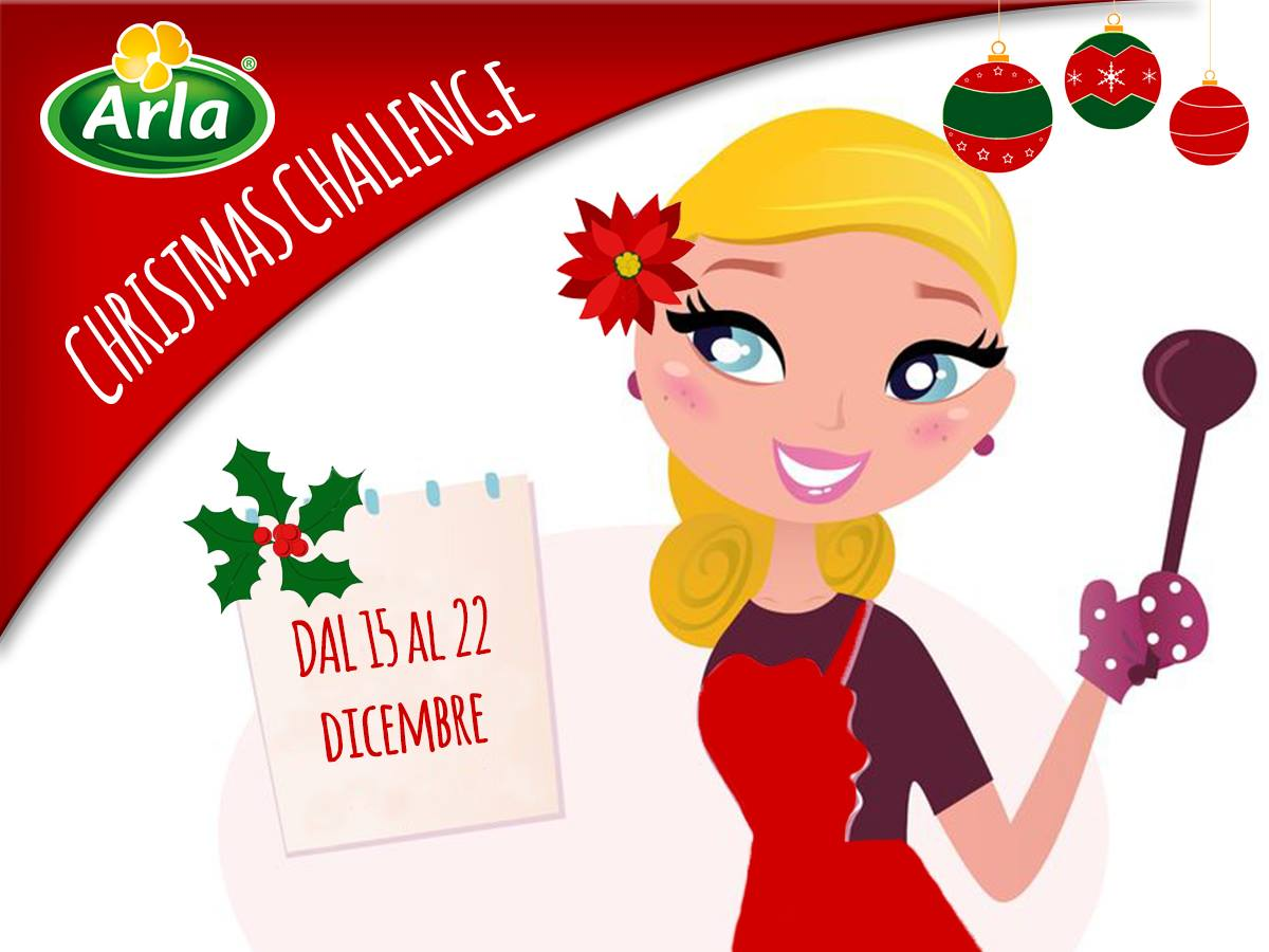 Arla Christmas Challenge