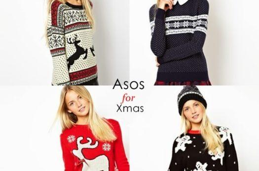 Christmas Trends, i maglioni natalizi di Asos