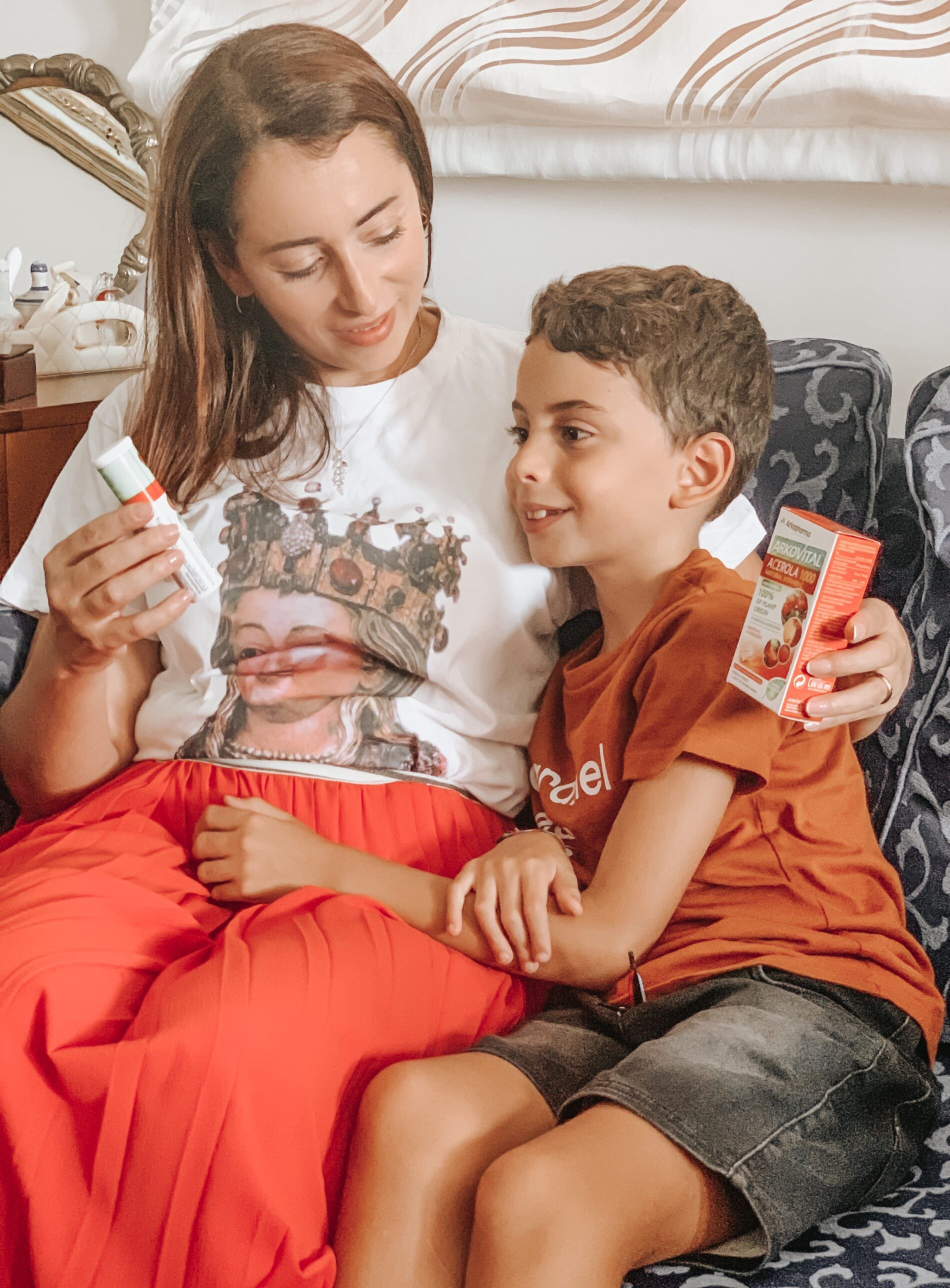 assunzione vitamina C per i bambini