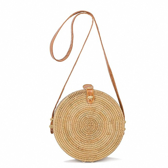 Bali round bag accessori estate