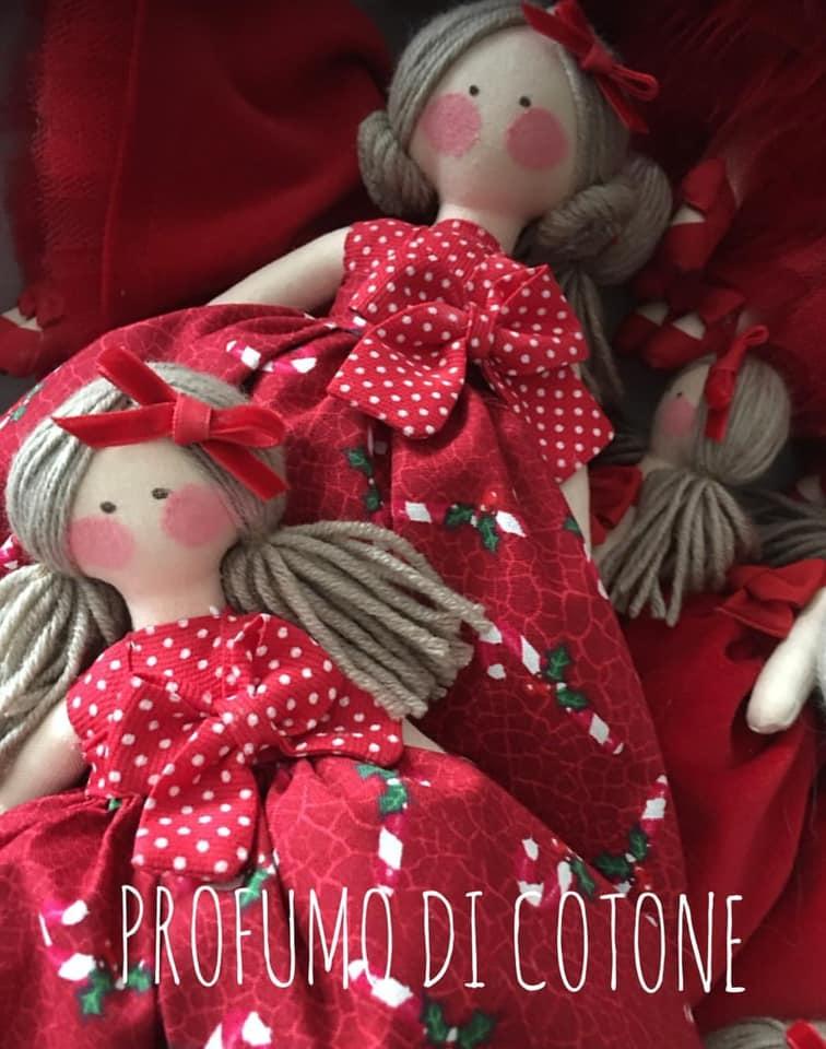 bambole di pezza giochi per Natale