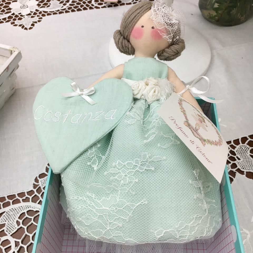 bambolina profumo di cotone