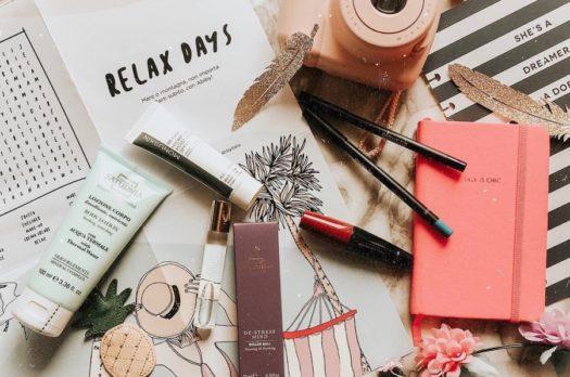 Beauty box Abiby per una beauty routine di lusso