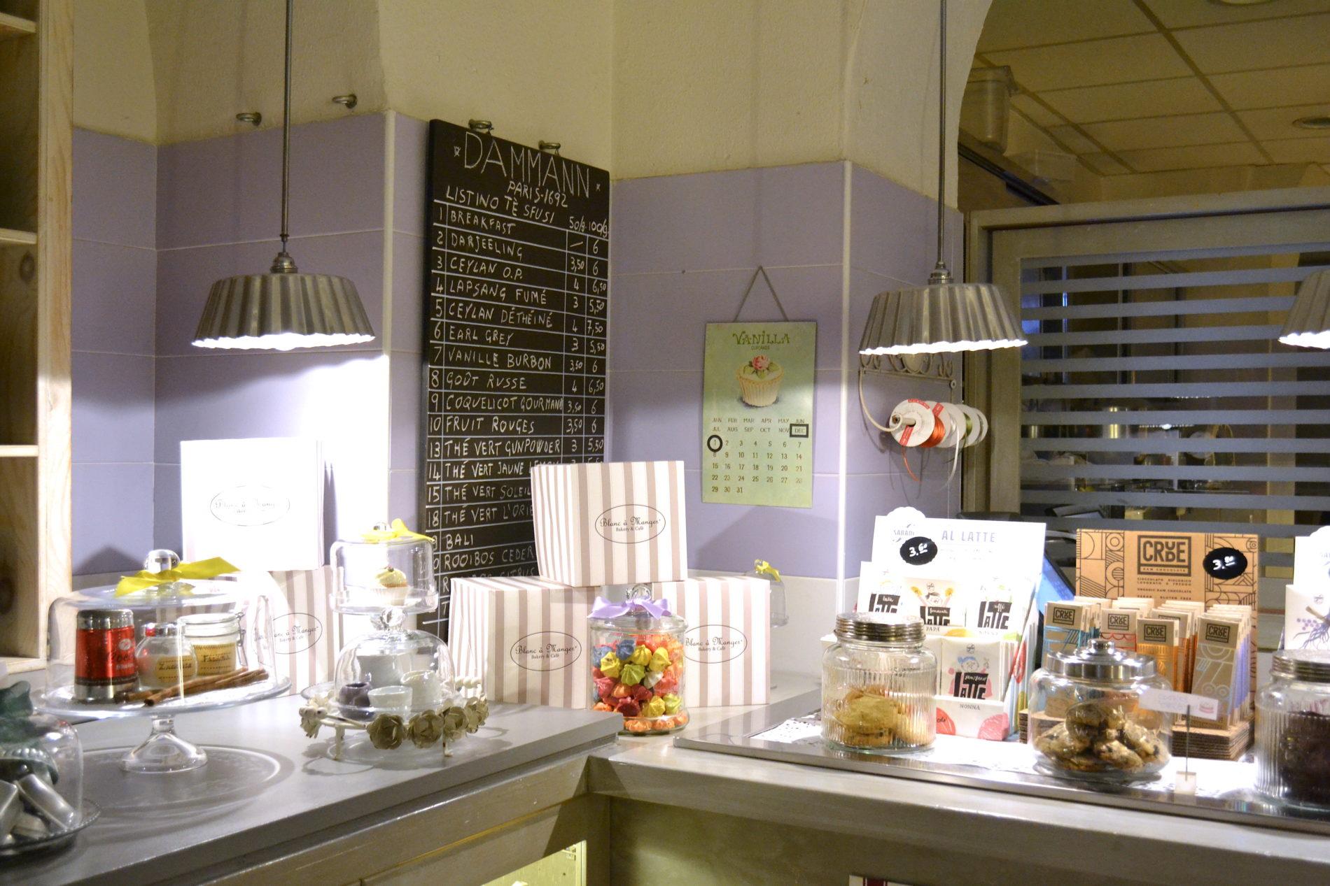 blanc a manger bakery a Catania