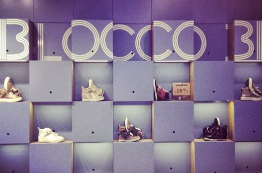 Inaugurazione store Blocco31, un pomeriggio immerse nel paradiso delle scarpe