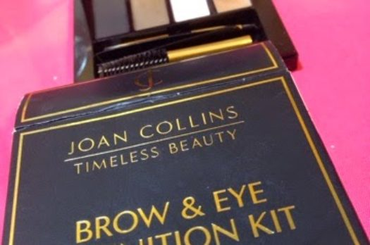 Recensione: Joan Collin Brown And Eye Definition Kit