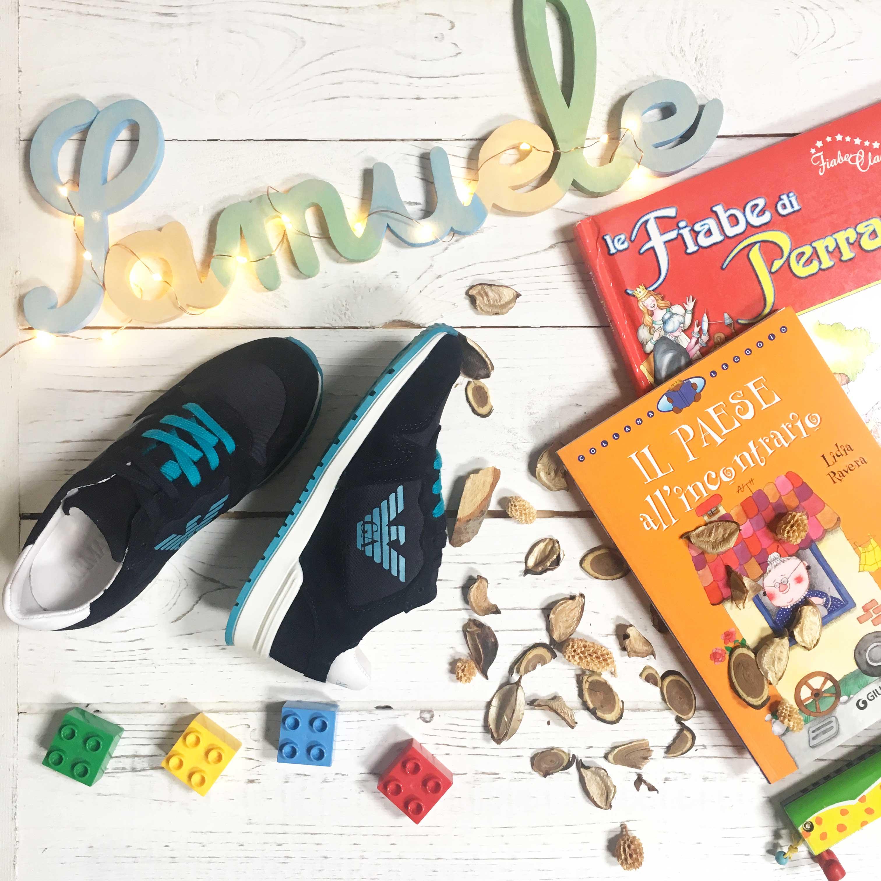bosco di giada e-commerce scarpe bambini e ragazzi