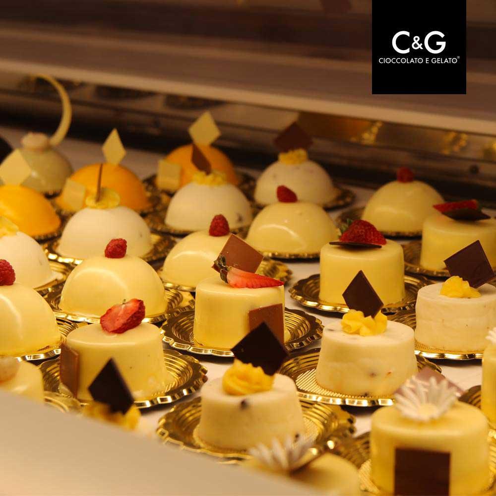 C&g a Catania dolci cioccolato san valentino