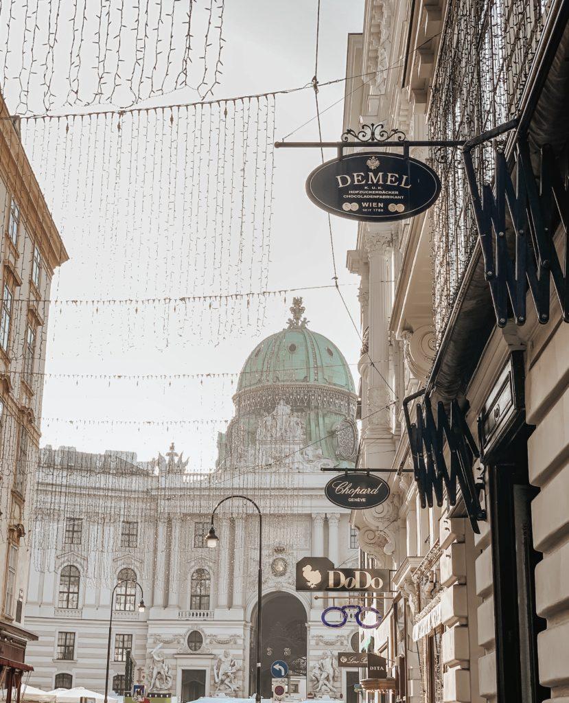 Café Demel Vienna