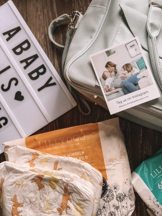 I prodotti indispensabili per il cambio pannolino fuori casa