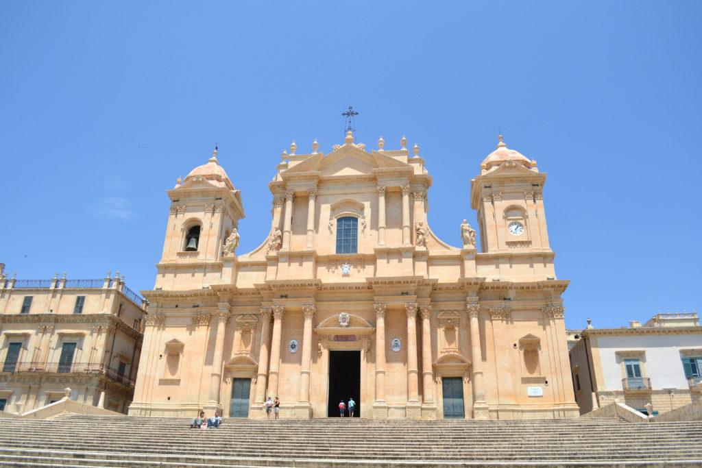 cattedrale san nicolò noto