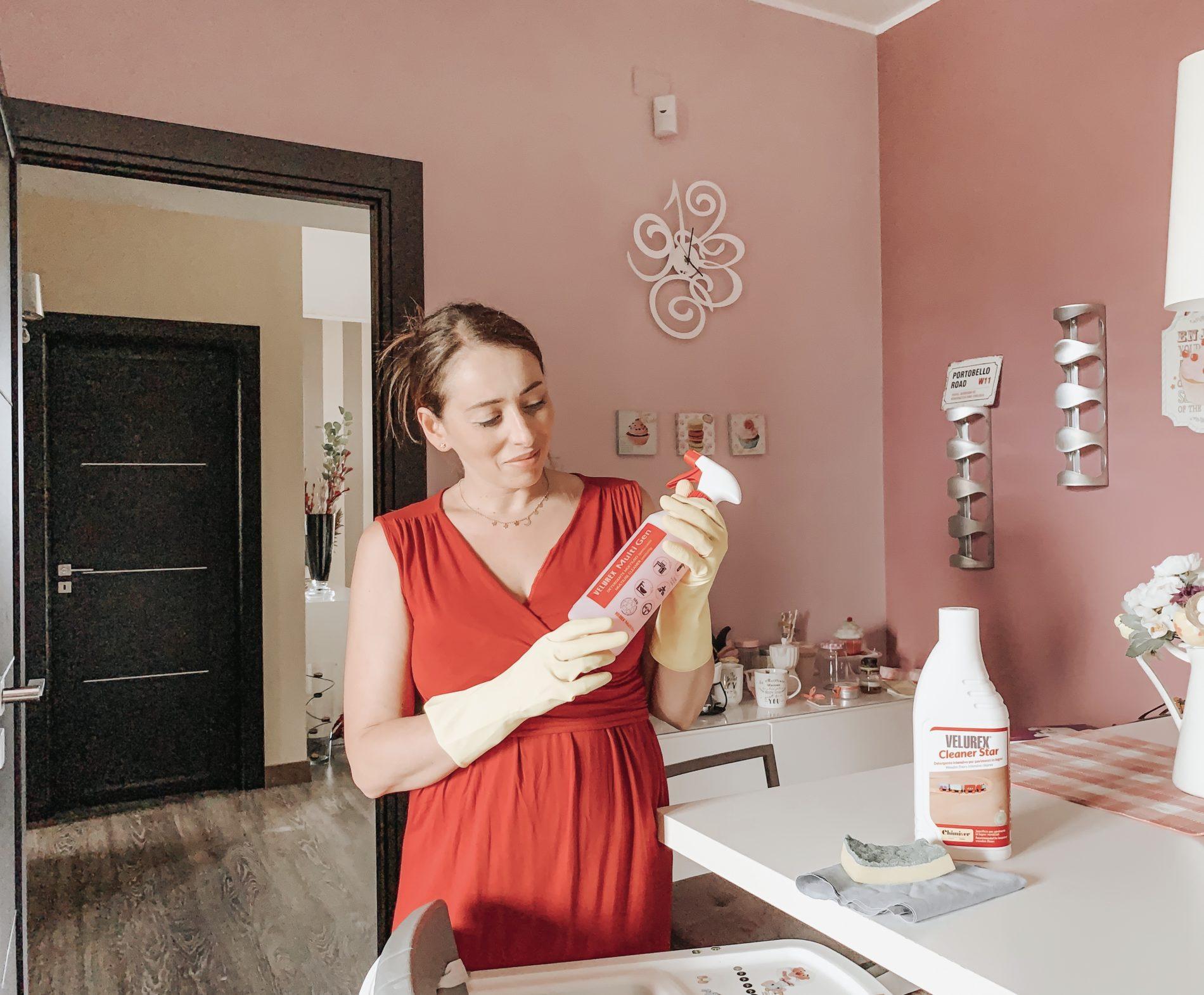 Chimiver i prodotti per igienizzare casa