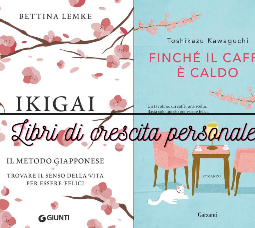 Cinque libri di crescita personale da leggere