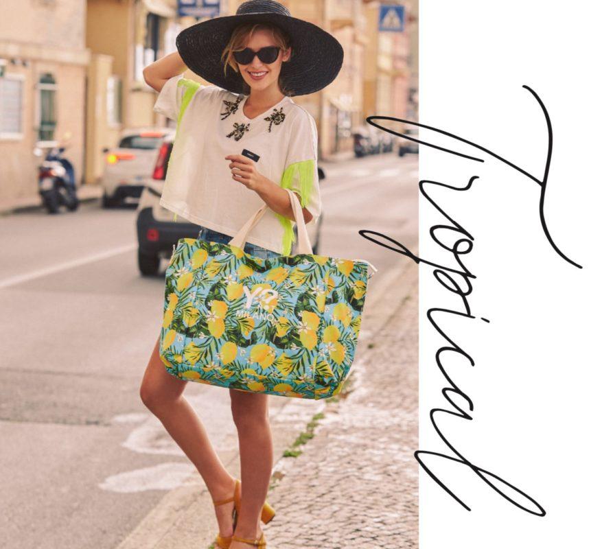 Ynot, la collezione di borse e abbigliamento primavera/estate 2019