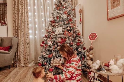 Decorare la casa per Natale con gli allestimenti Euronova