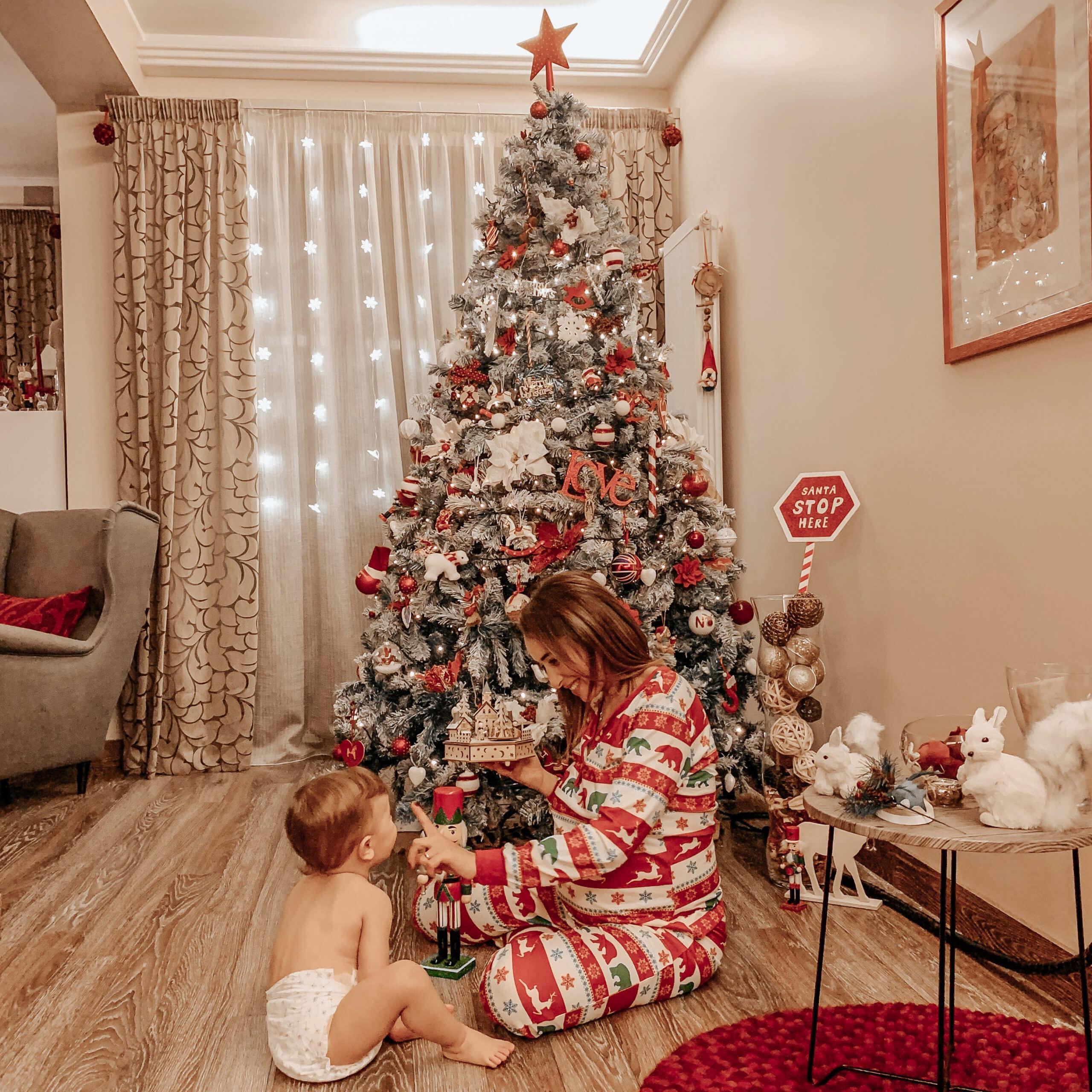 Decorare la casa per Natale con gli allestimenti di Euronova