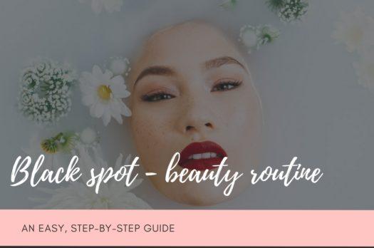 Punti neri nella zona T: la corretta beauty routine per eliminarli!