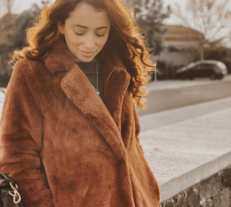 Tendenze cappotti inverno 2019/2020: il teddy coat