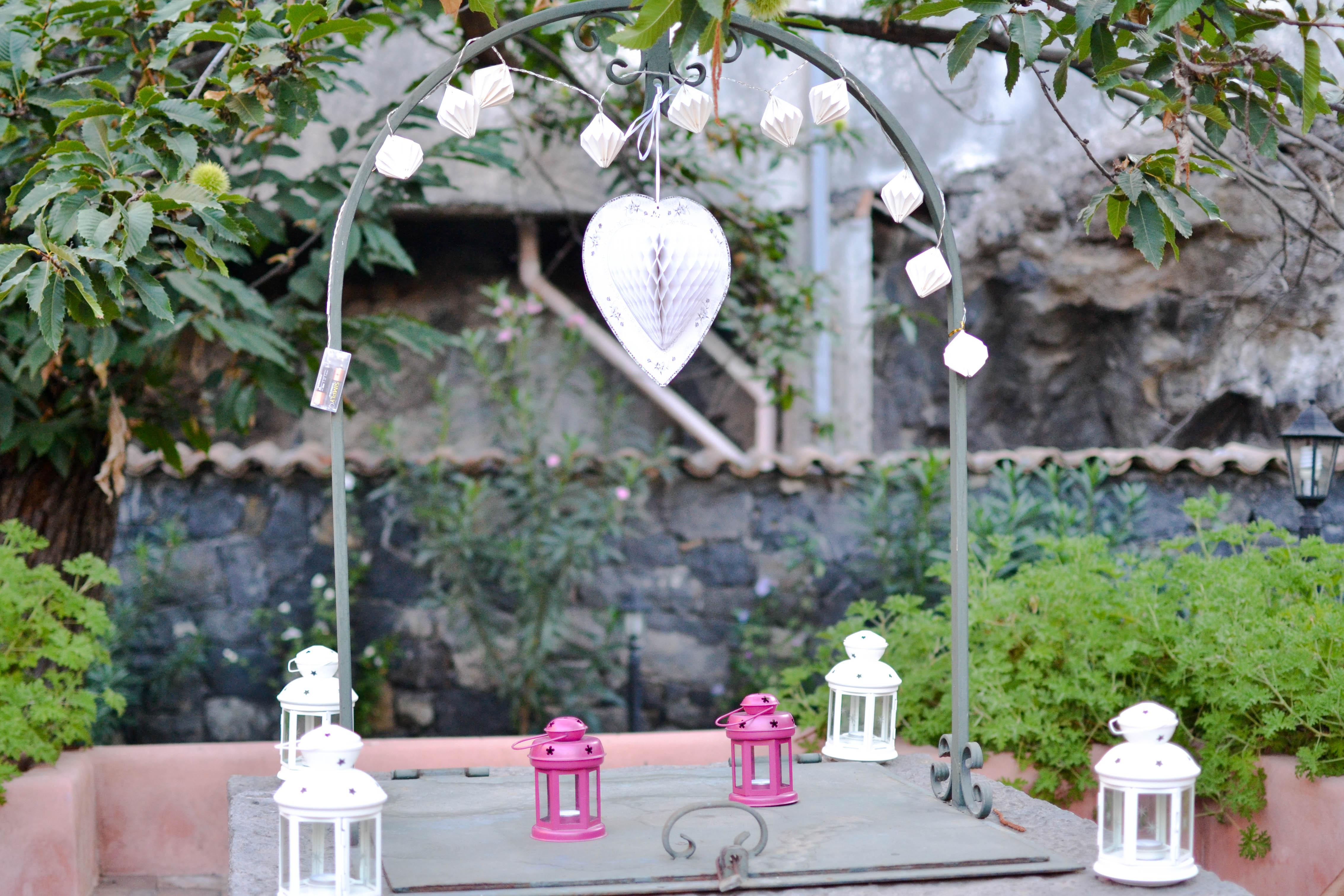 come organizzare compleanno in giardino