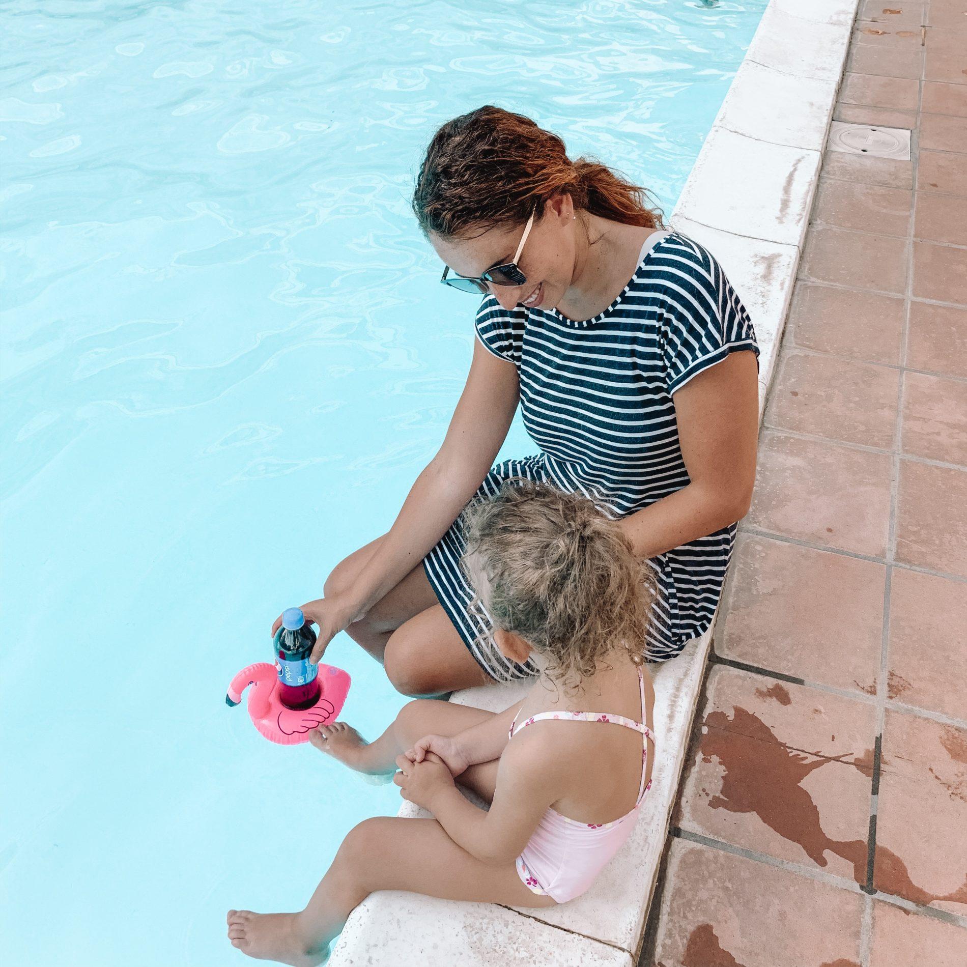 come organizzare feste in piscina