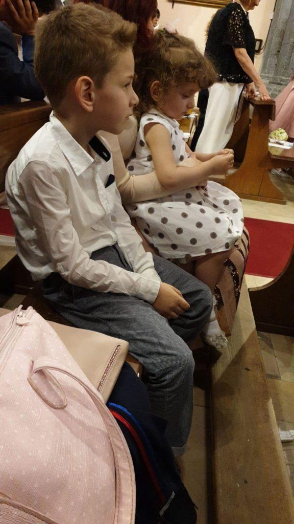 come vestire i bambini per cerimonia estiva