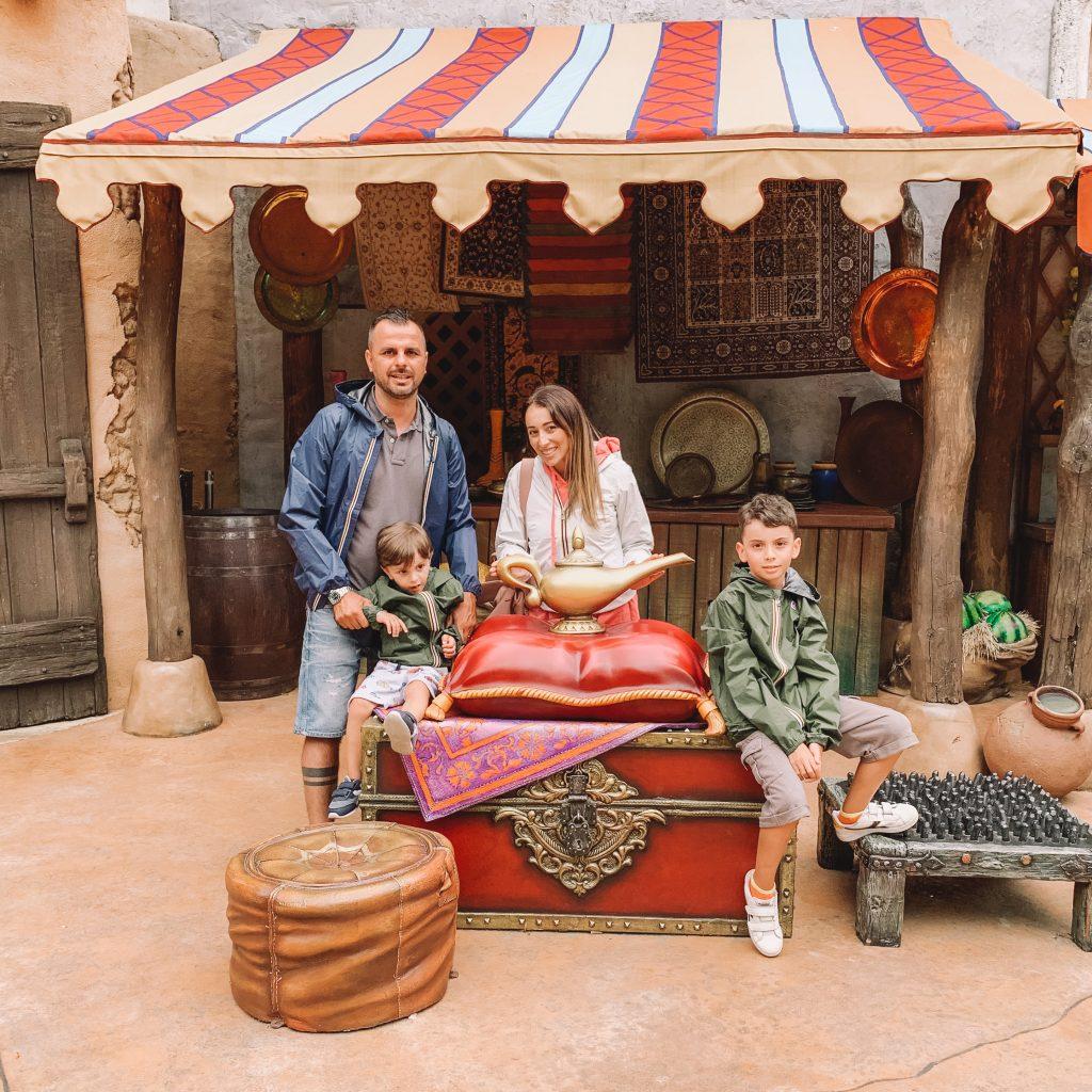 consigli vacanza in famiglia disneyland paris