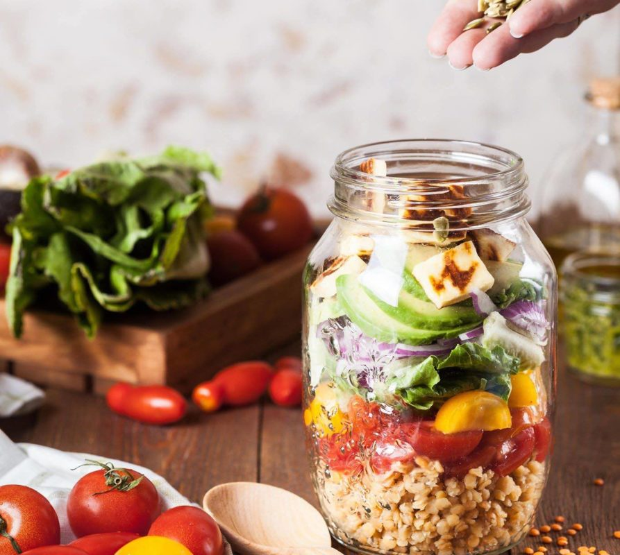 Couscous con verdure e feta: connubio  perfetto tra salute e gusto