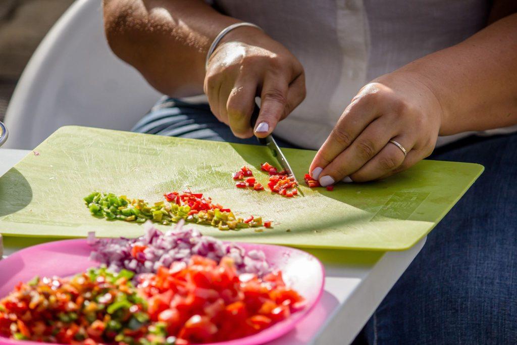 ricetta couscous con verdure