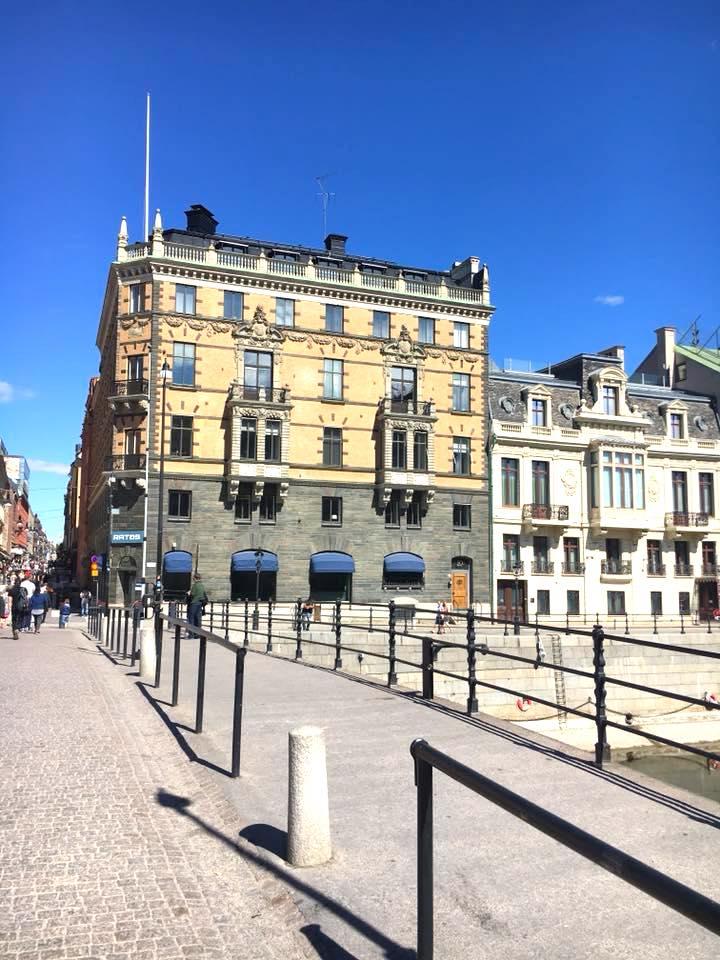 Crociera città del Baltico con bambini Stoccolma