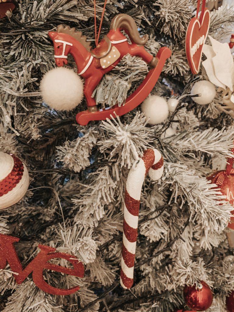 decorazioni per albero di Natale euronova