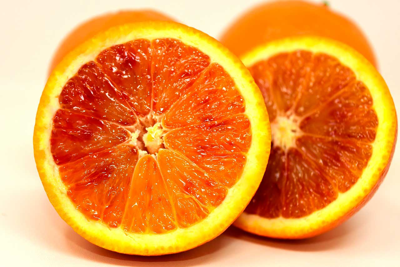dolci per bambini con arance