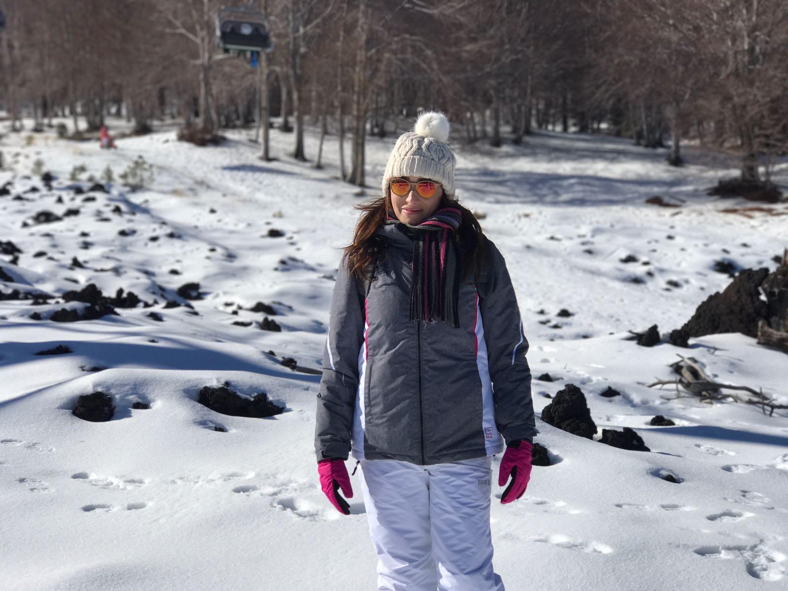 etna abbigliamento neve