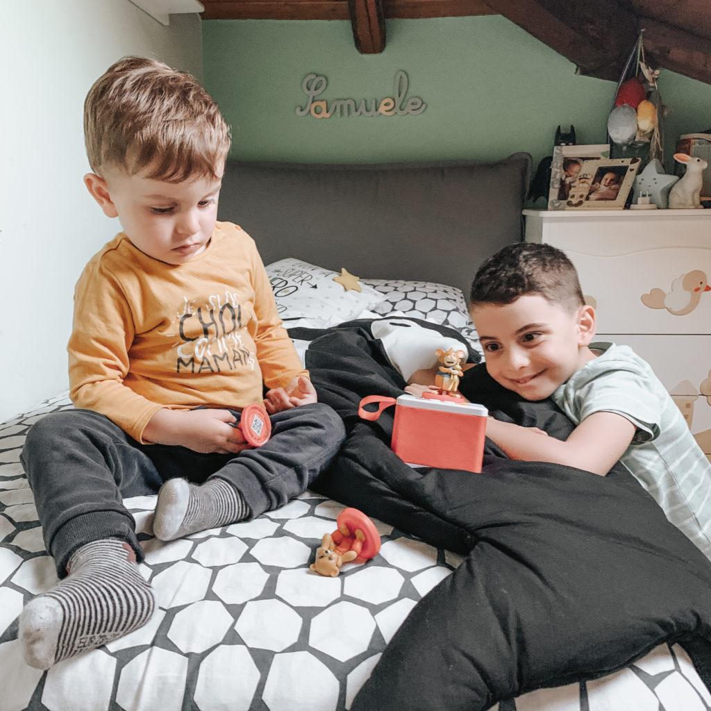 Faba il raccontastorie per bambini