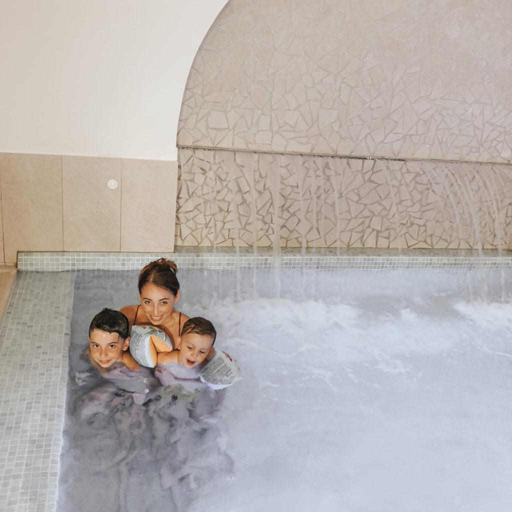 Family Hotel Le Canne Ischia spa per tutta la famiglia