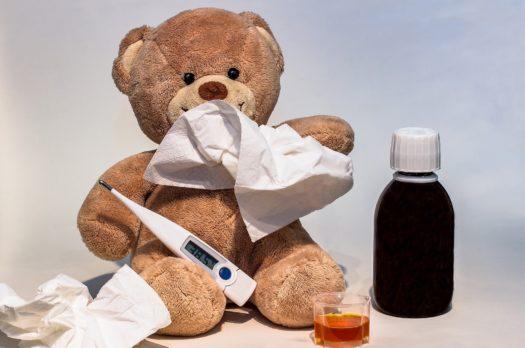 Febbre nei bambini: come curarla e gestire la paura