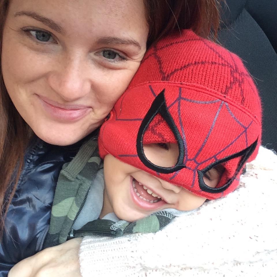 festa della mamma, io la supereroina di mio figlio