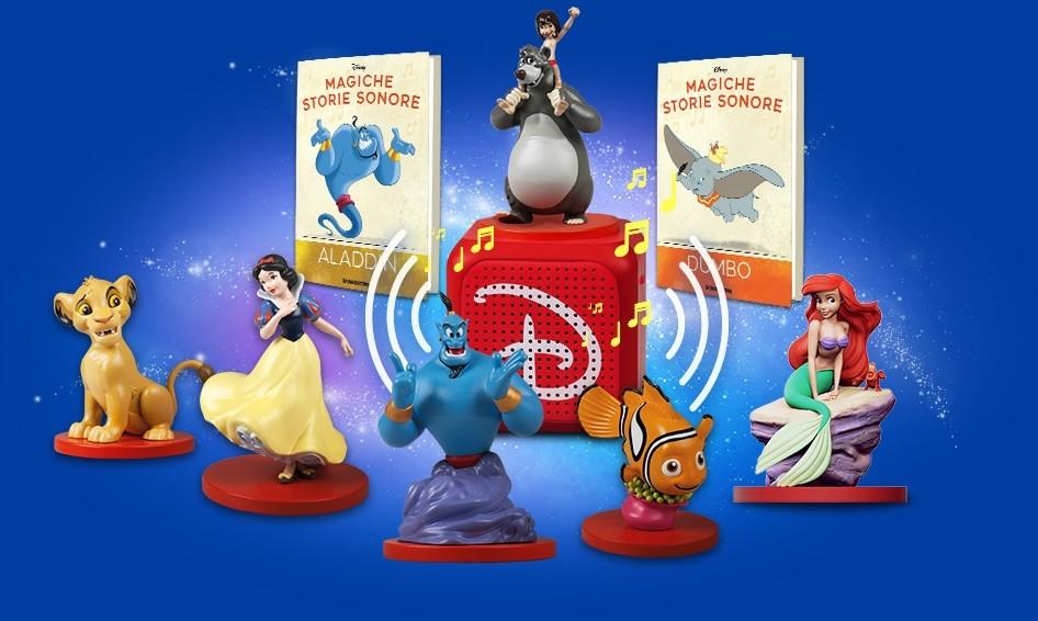 Fiabe sonore Disney De Agostini