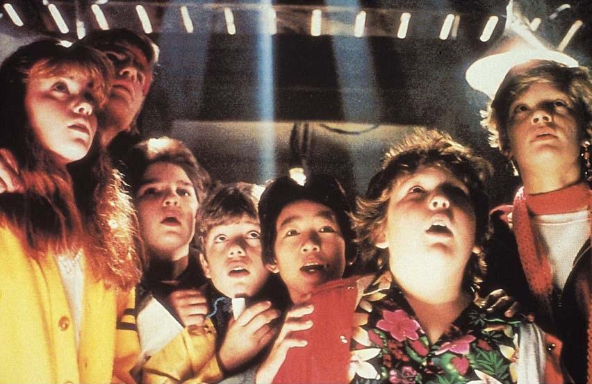 film anni '80 I goonies