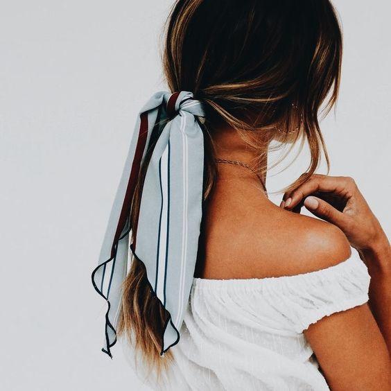 foulard accessori estivi per capelli