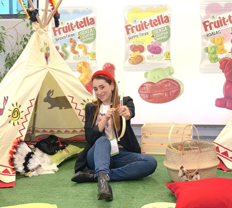 Fruittella, una mattina all'insegna di laboratori buoni e creativi al Mammacheblog