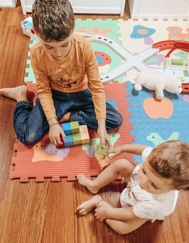 Giochi creativi e montessoriani: i Magic Cube di Geomag