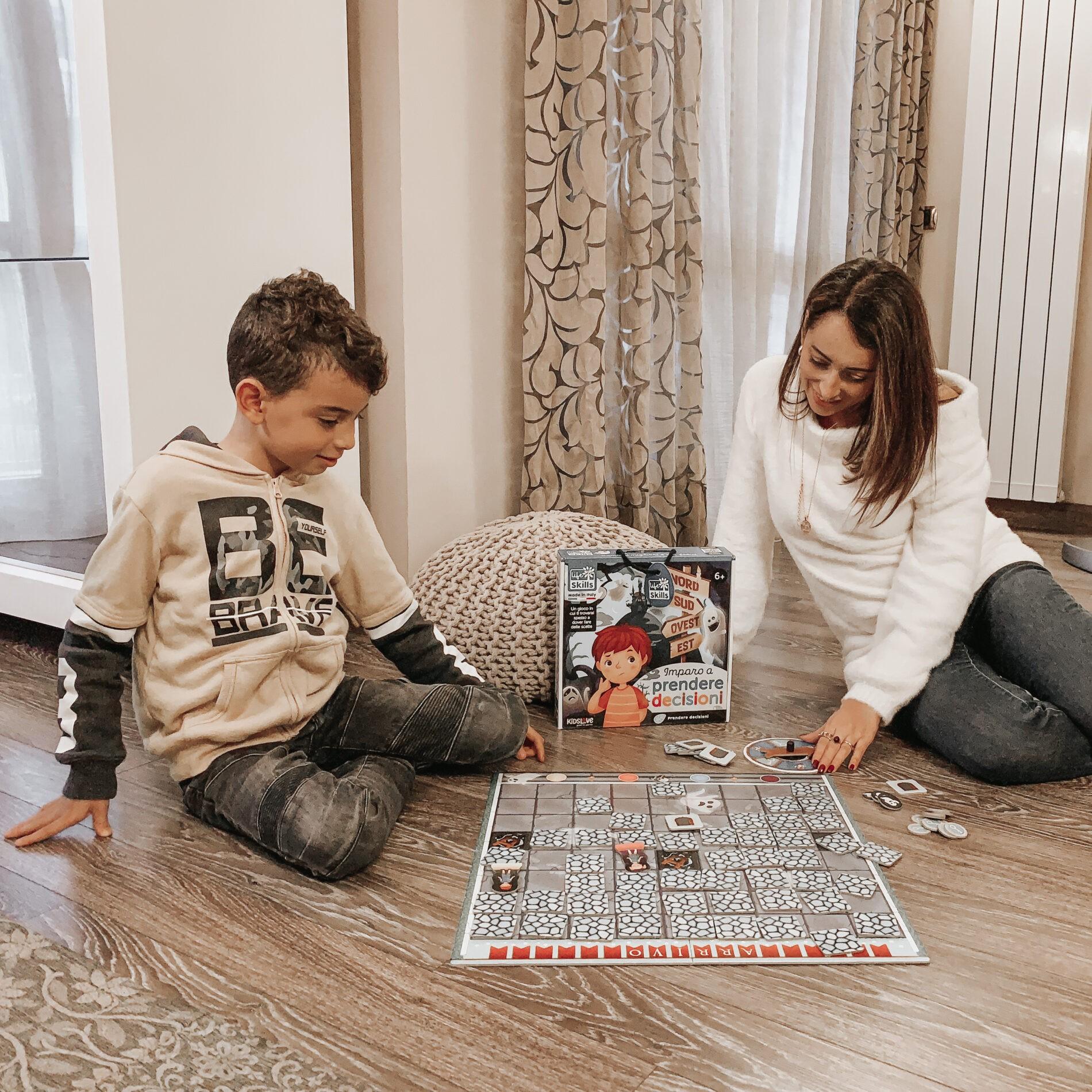giochi psicoeducativi di Kidslove Lisciani